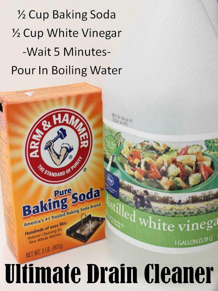 Natural Draining – The Ultimate Natural Drain Cleaner
