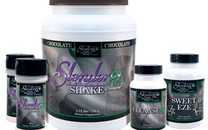 Slender Fx™ Weight Management System – Chocolate