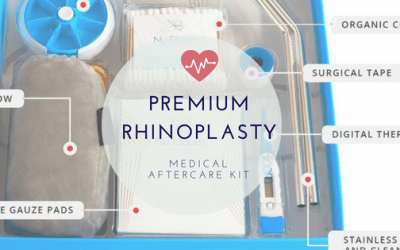 Premium Rhinoplasty Medical Aftercare Kit