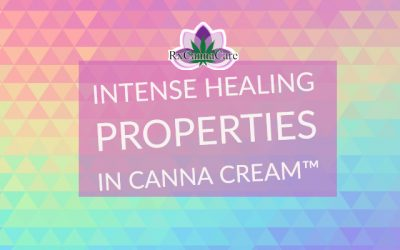 Intense Healing Properties In Canna Cream™