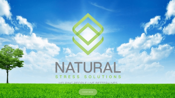 Natural Stress Solutions Image